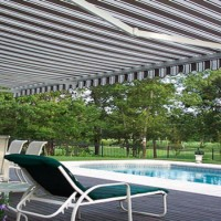 Control the Glare With Outdoor Shades