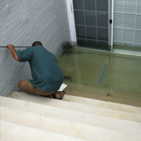 Staying Safe and Calm Right After Calling for Water Damage Mitigation in Oceanside CA
