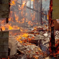 Safety Precautions For Homeowners Before Fire Damage Restoration In Clifton Park