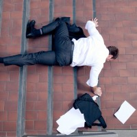 Property Owners Should Hire a Slip and Fall Attorney for a Solid Defense