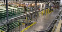 Warehouse Logistic Services Offer Material Handling Solutions